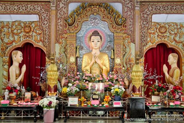 bhurmese temple malaysia