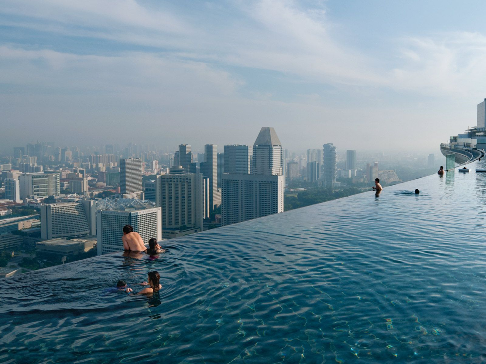 This Hotel Is More Than Hype In A Room With Breakfast From EUR 370 Per Night Marina Bay Sands Review