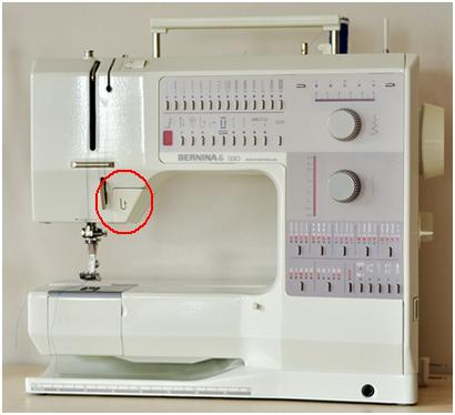 Get Set Sew Beauteous Reverse Button On Sewing Machine
