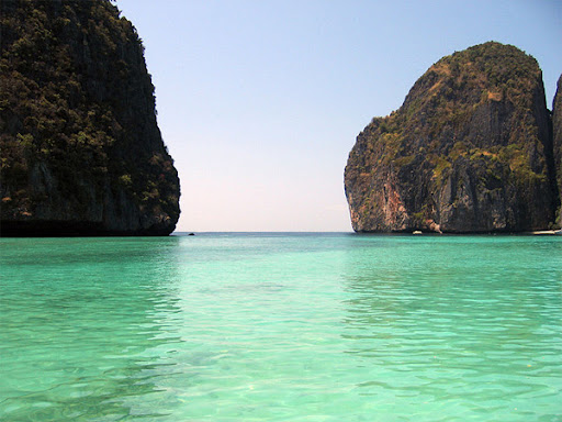 The Beach: Traumstrand auf Ko Phi Phi Lee