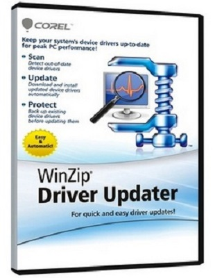WinZip Driver Updater 5.18.0.6 poster box cover