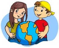 El mundo está en nuestras manos, juntos podemos.