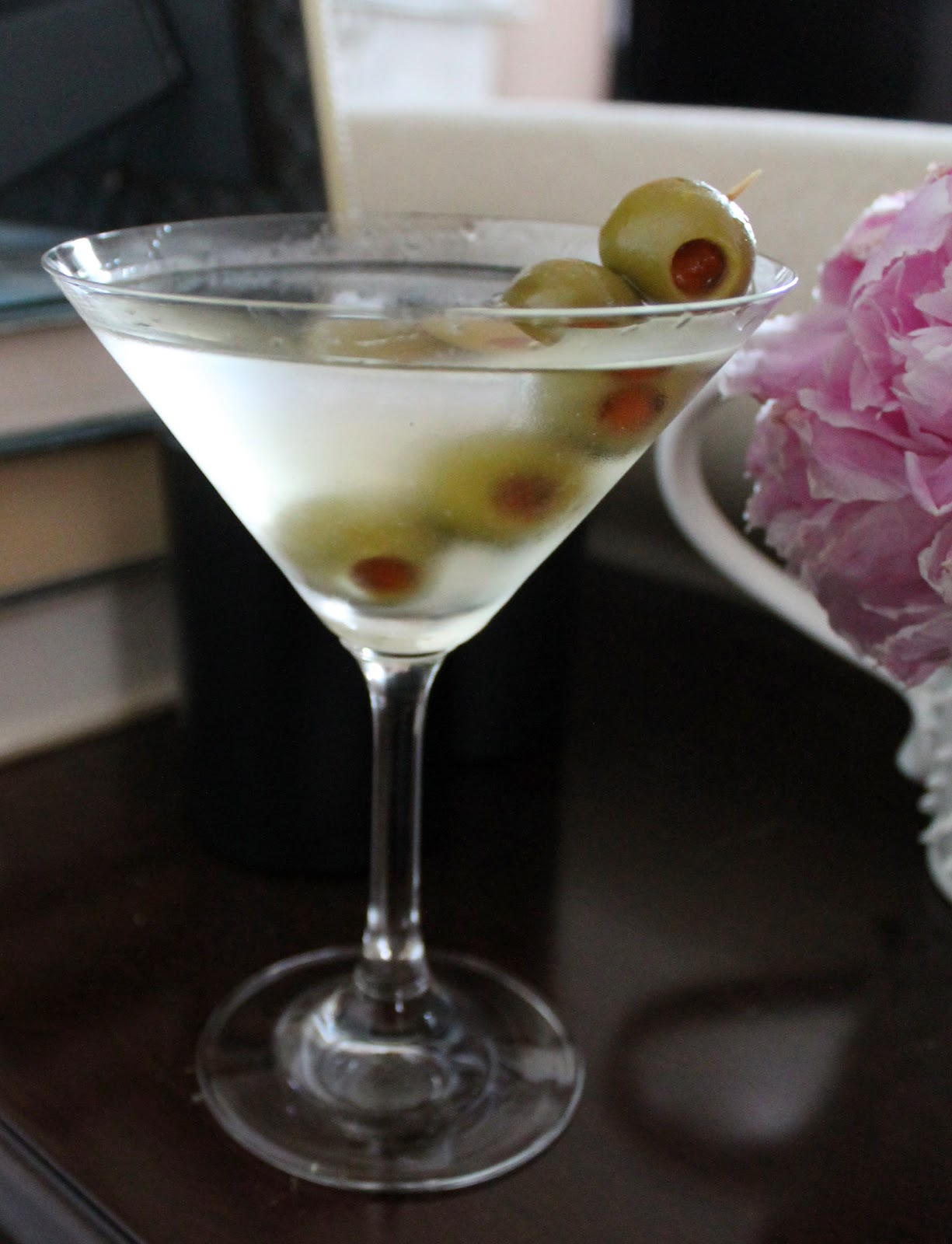 ... ...in cleveland: Mad Men Monday - Flank Steak & Extra Dirty Martinis