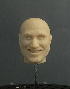 statuina volto personalizzato da foto ritratti in miniatura orme magiche