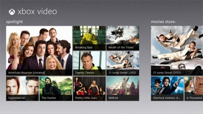 Akhirnya Xbox Video Tersedia untuk Windows Phone 8