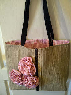 Villa Valise is a Canadian design company specializing in women's totes.The principal,Tracey.......