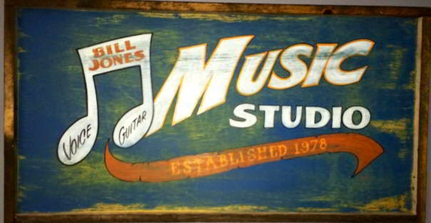 Bill Jones Music Studio