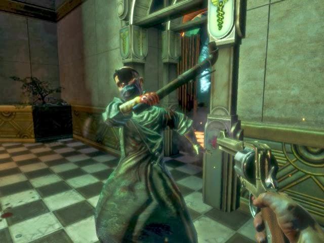 اشهر العاب الاكشن والمهمات الرائعة BioShock كاملة حصريا تحميل مباشر BioShock+2