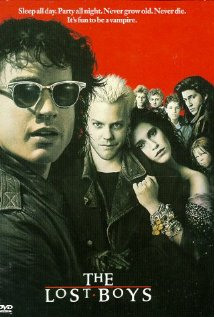 The Film That Made Me - The Lost Boys - Ginger Nuts of Horror