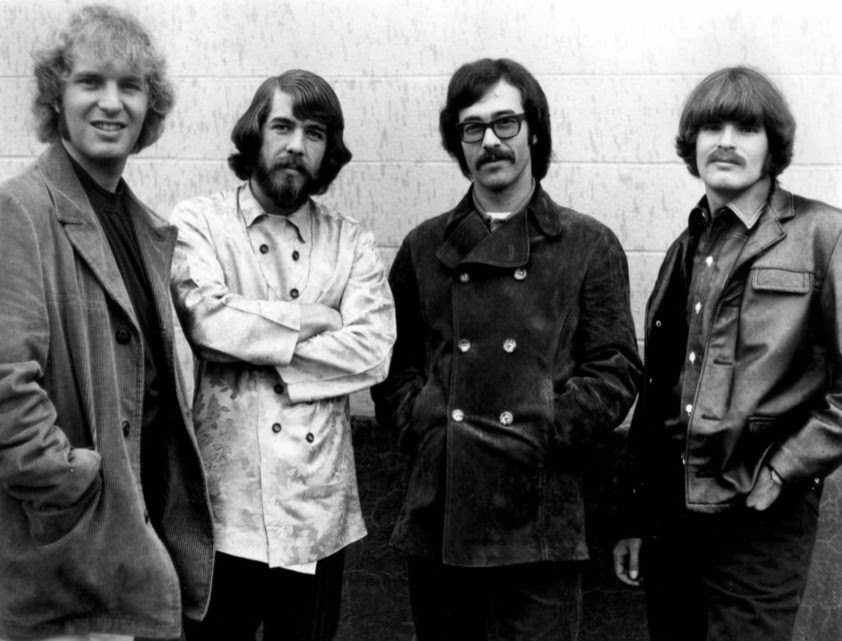 http://en.wikipedia.org/wiki/Creedence_Clearwater_Revival