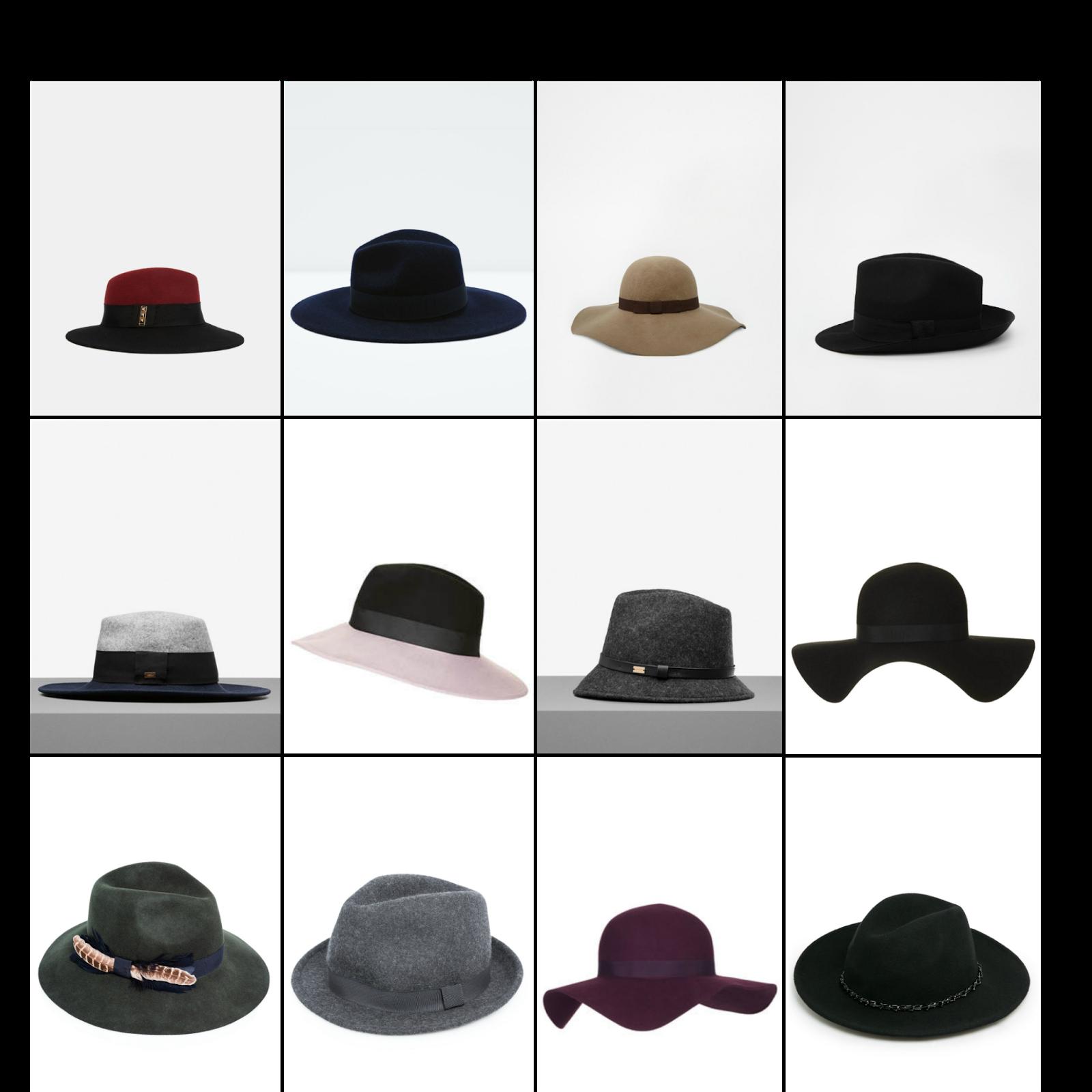 Trucos para elegir sombrero