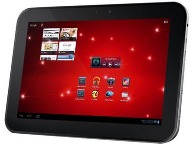 Toshiba Thrive AT300 Android U