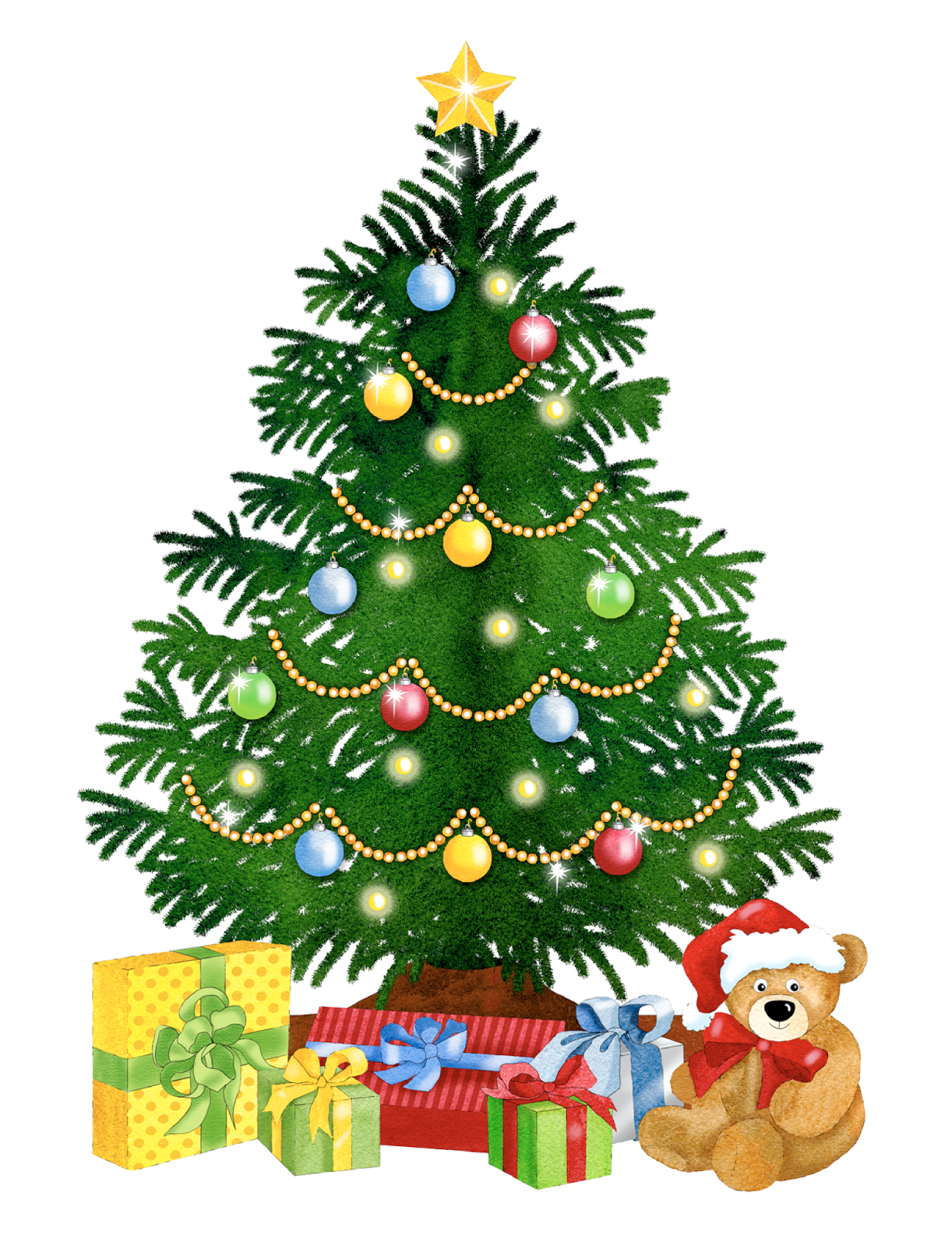 Adorable image with regard to free printable christmas clip art