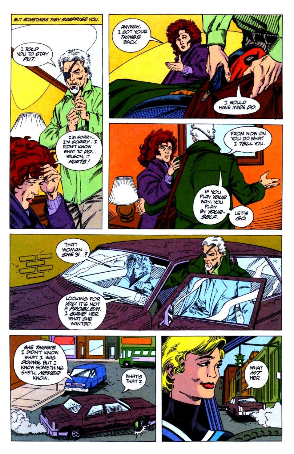 Deathstroke (1991) Issue #21 #26 - English 16