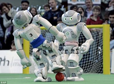 RoboCup - Robot Sepakbola