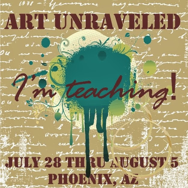 TEACHING AT ART UNRAVELED