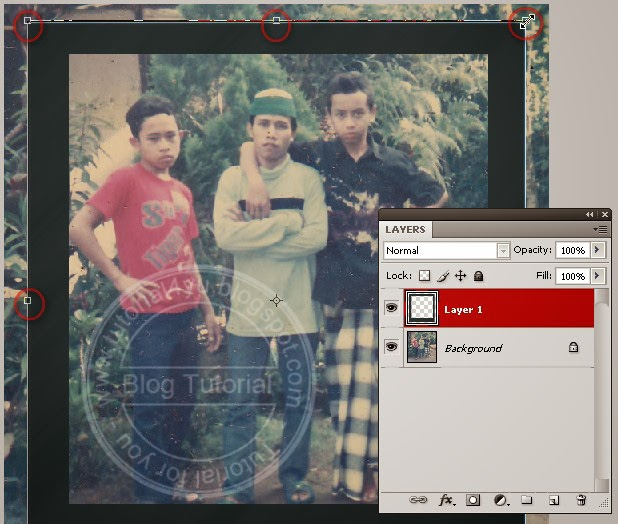 Cara Menggabungkan Dua Foto Dengan Photoshop