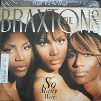 The Braxtons - So Many Ways (VLS) (1996)
