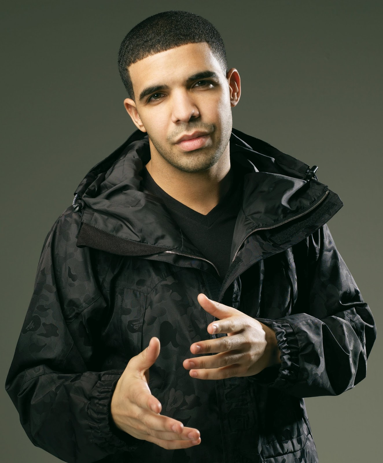 The Beat Rapper Drake Is In Control