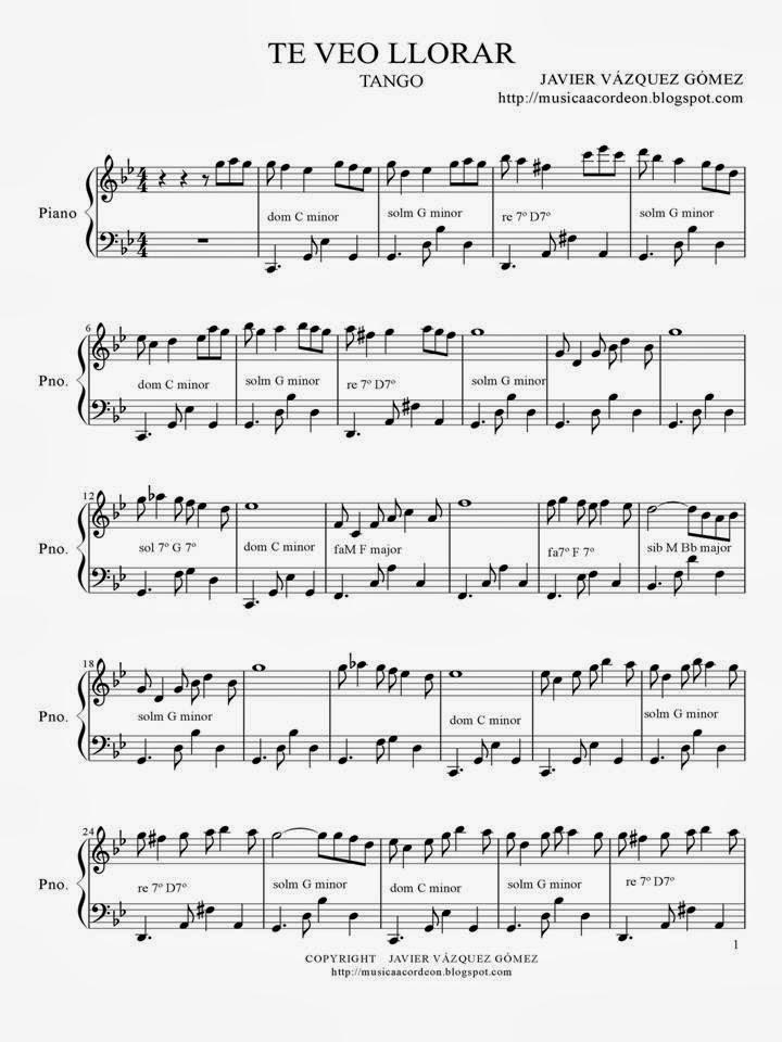 musica y partituras gratis: