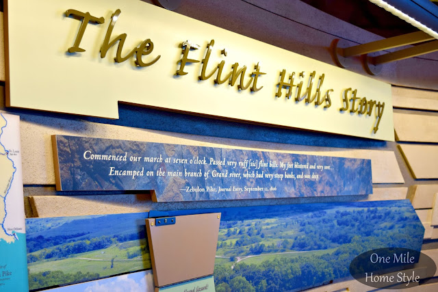 Flint Hills Discovery Center - One Mile Home Style