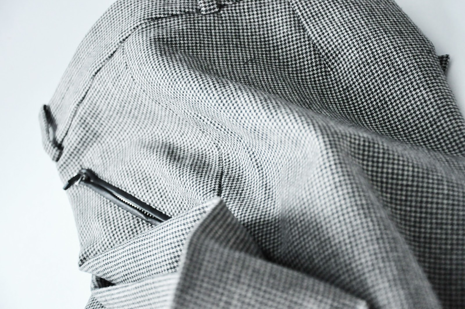 брюки гусиная лапка