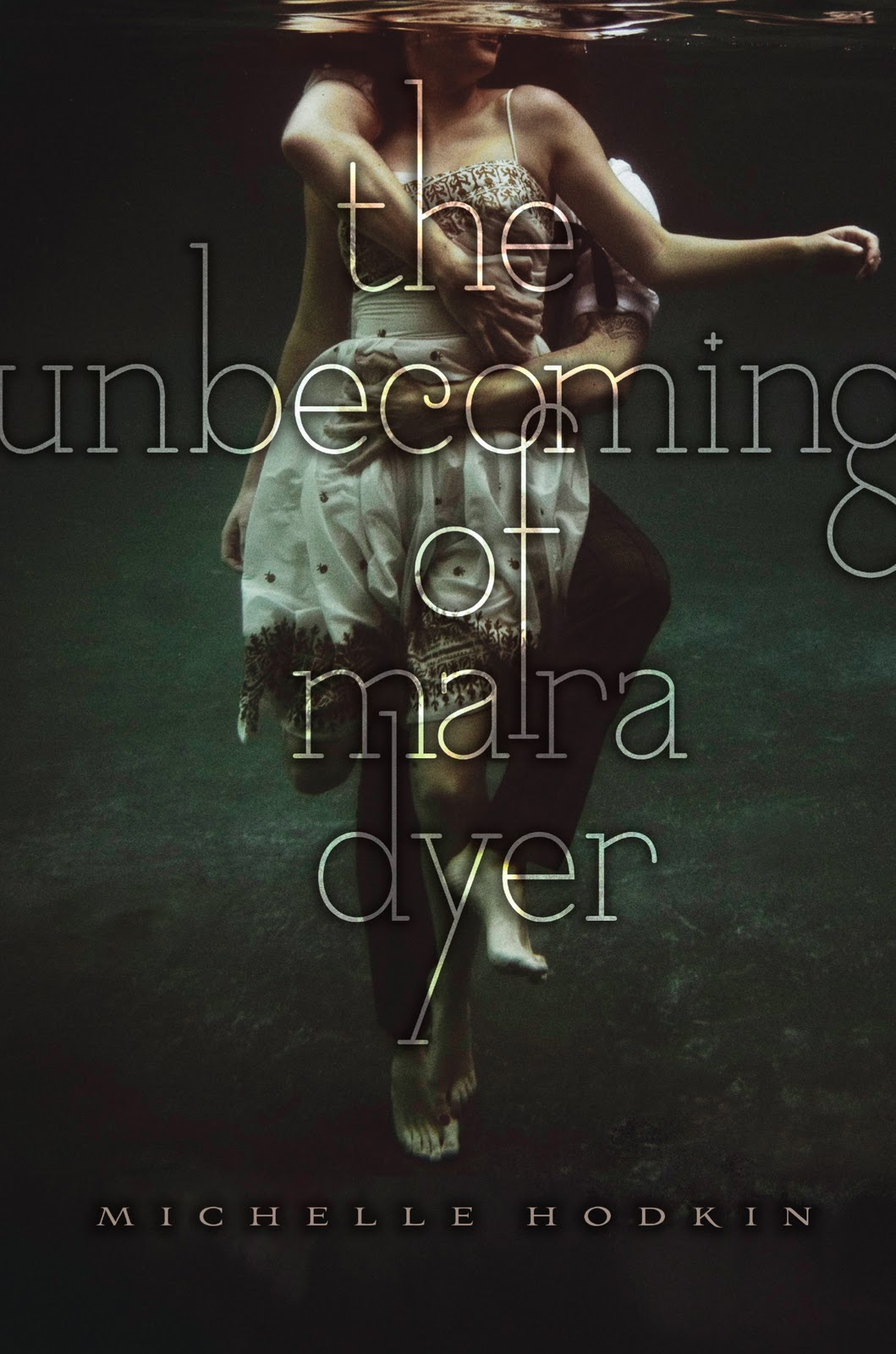 The Reading Addict Review The Unbecoming Of Mara Dyer By