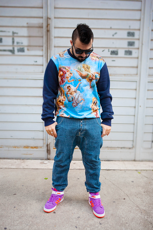 ND Italia - Outfit fashion blogger