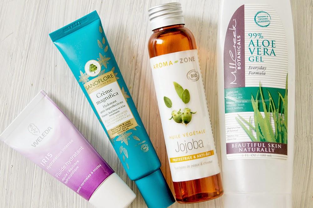 soin peau grasse deshydratee