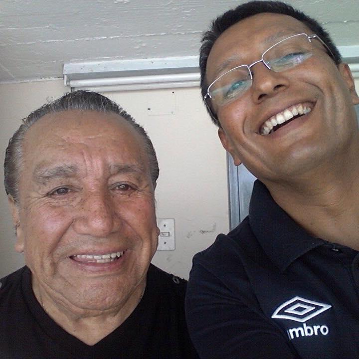 Campeon simo con el tigre tito navarro y carlos alberto navarro - Alberto navarro ...