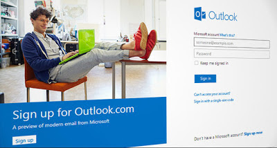 Pasar de Hotmail a Outlook