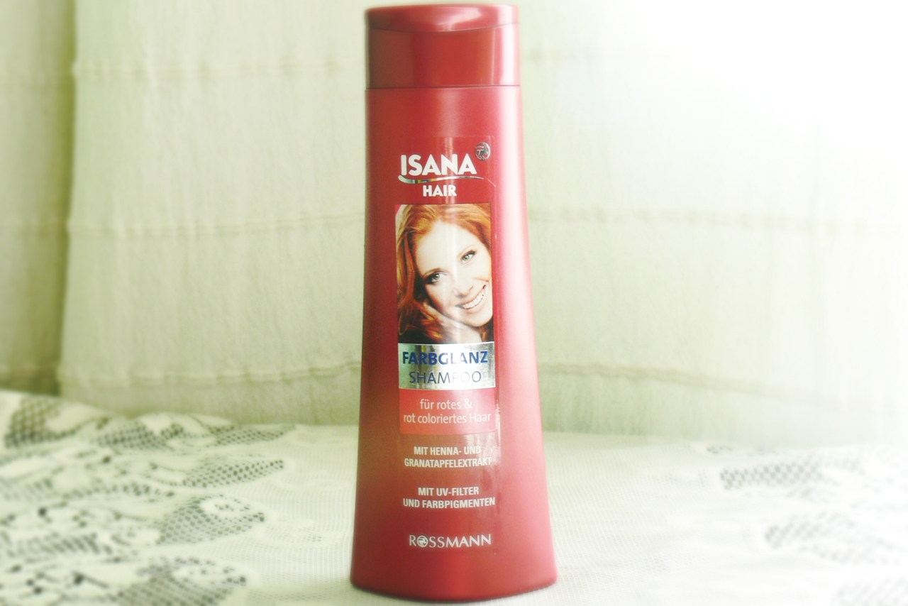 Isana Hair Red