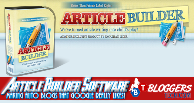 Article Builder Software