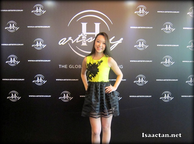 DJ Nicole Chen from Singapore