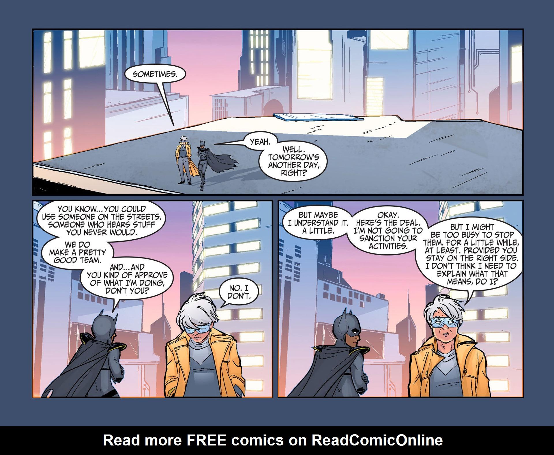 Batman Beyond (2012) Issue #29 #29 - English 19
