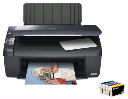 Epson Stylus Photo Ex Driver