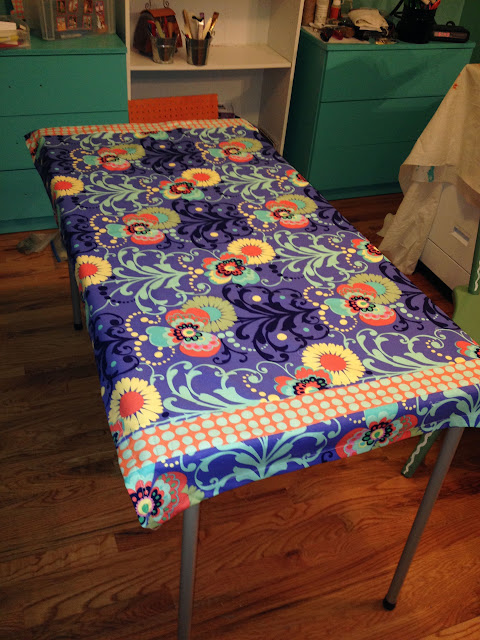 Work table for my craft room