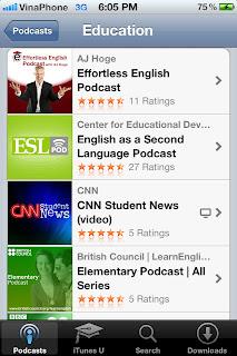 Giao diện iTunes trên iPhone