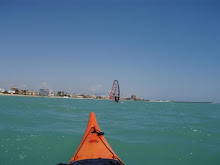 Crestas, olas y aletas
