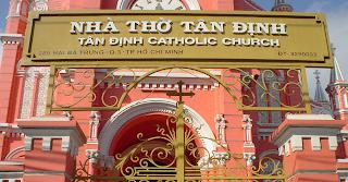 Rosa igreja Vietnã
