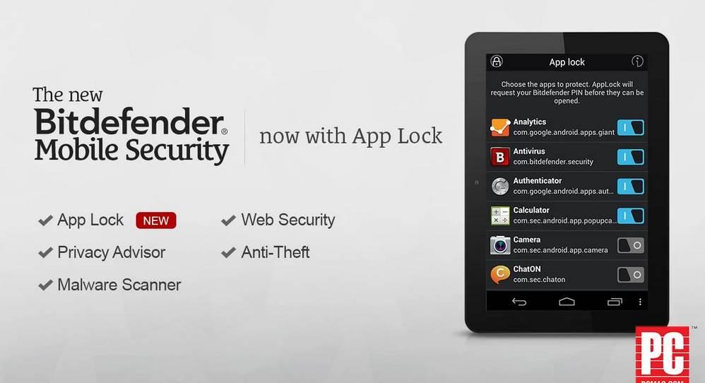 Bitdefender Antivirus untuk Android Gratis & Terbaik