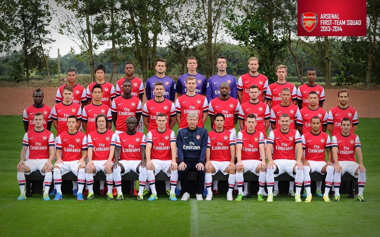 Squad 2013-2014