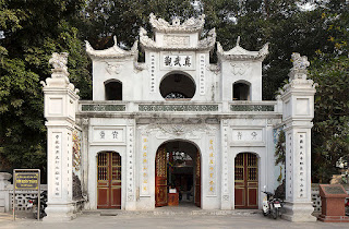 Quan Thanh temple- place to visit in West lake