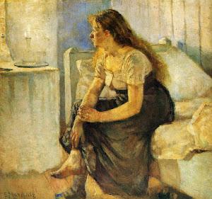 """""""De mañana"""" (1884)"""