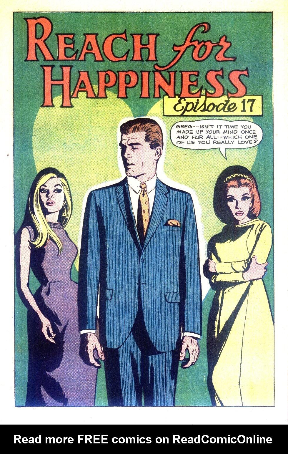 Read online Secret Hearts comic -  Issue #126 - 19