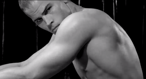 Travis Hanson in Dsquared2 Underwear Short Film
