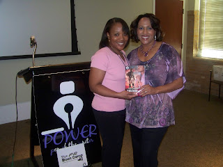 Pam Perry and Author Kendra Norman Bellamy