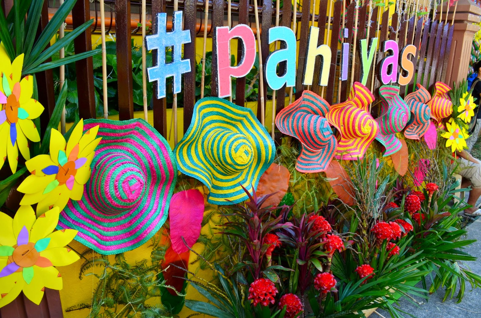 Our Wanderful Journey The Colorful Festival Of Pahiyas