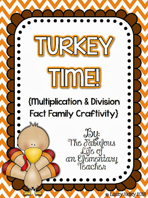 http://www.teacherspayteachers.com/Product/Turkey-Time-A-Multiplication-and-Division-Fact-Family-Craftivity-974443