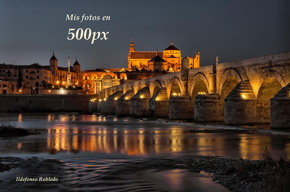 Mis fotos en 500px